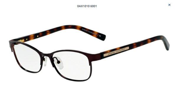 Armani Exchange 0AX1010-6001-brown