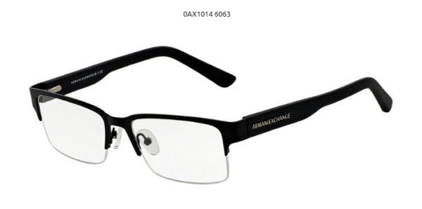 Armani Exchange 0AX1014-6063-black