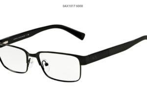 Armani Exchange 0AX1017-6000-black