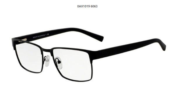 Armani Exchange 0AX1019-6063-black