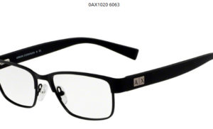 Armani Exchange 0AX1020-6063-black