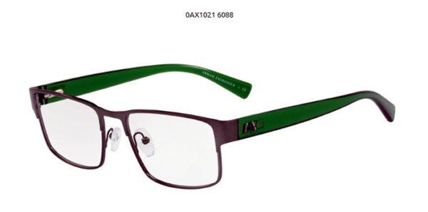 Armani Exchange 0AX1021-6088-gunmetal