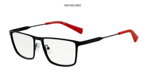 Armani Exchange 0AX1022-6063-black