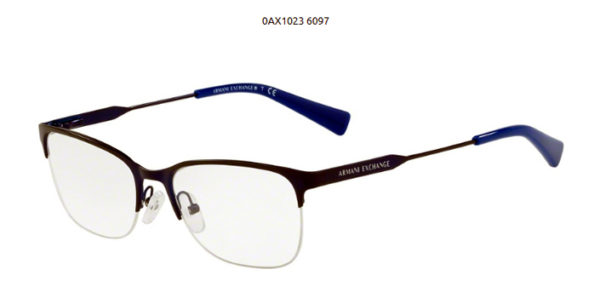 Armani Exchange 0AX1023-6097-blue
