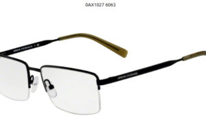 Armani Exchange 0AX1027-6063-black
