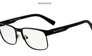 Armani Exchange 0AX1030-6030-black