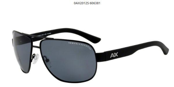 Armani Exchange 0AX2012S-606381-black