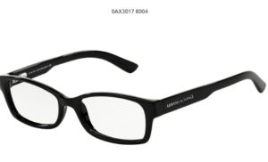 Armani Exchange 0AX3017-8004-black