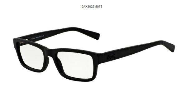 Armani Exchange 0AX3023-8078-black