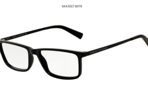 Armani Exchange 0AX3027-8078-black