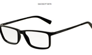 Armani Exchange 0AX3027F-8078-black
