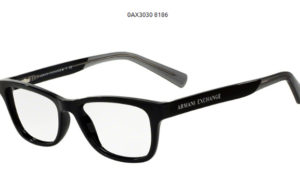 Armani Exchange 0AX3030-8186-black