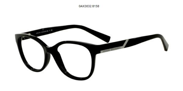 Armani Exchange 0AX3032-8158-black