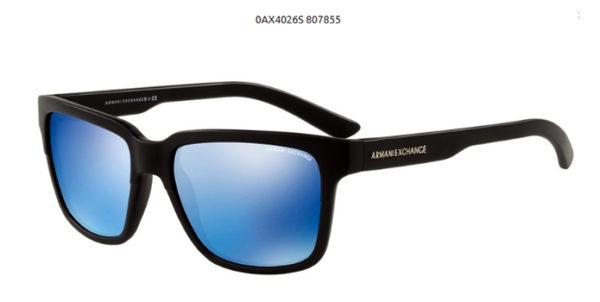 Armani Exchange 0AX4026S-80785S-black