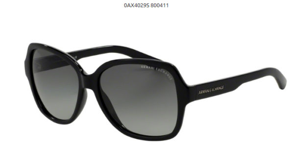 Armani Exchange 0AX4029S-800411-glossy-black