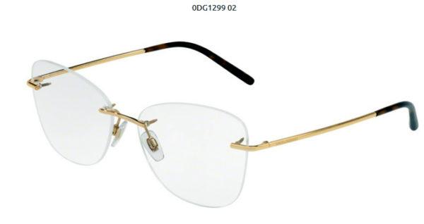 Dolce-Gabbana 0DG1299-02-gold
