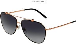 DOLCE-GABBANA - 0DG2190-12968-blackgold