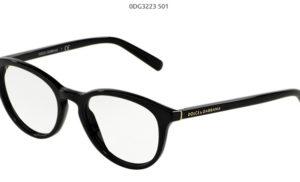 Dolce-Gabbana 0DG3223-501-black