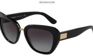 DOLCE-GABBANA 0DG4296-501-black