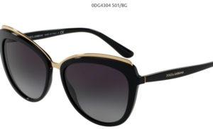DOLCE-GABBANA 0DG4304-501-black