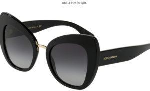 DOLCE-GABBANA 0DG4319-501-black