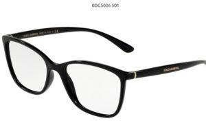 DOLCE-GABBANA 0DG5026-501-black