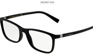 DOLCE-GABBANA - 0DG5027-2525-black