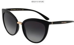 Dolce-Gabbana - 0DG6113-501-black