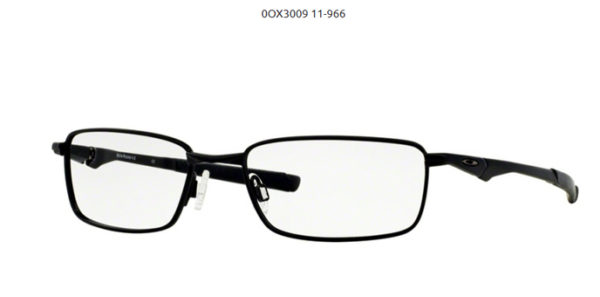 Oakley 0OX3009-11-966-black