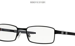 Oakley 0OX3112-01-polished black