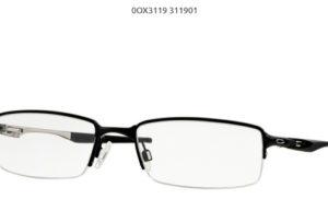 Oakley 0OX3119-01-satin black