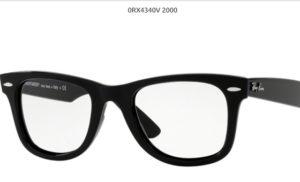Ray Ban 0RX4340V-2000-black