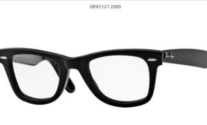 Ray Ban 0RX5121-2000-black