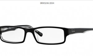 Ray Ban 0RX5246-2034-black