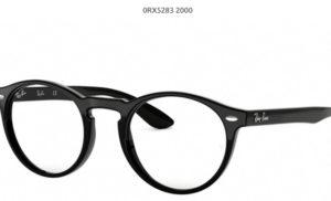 Ray Ban 0RX5283-2000-black