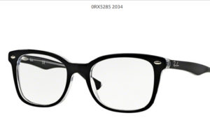 Ray Ban 0RX5285-2034-black
