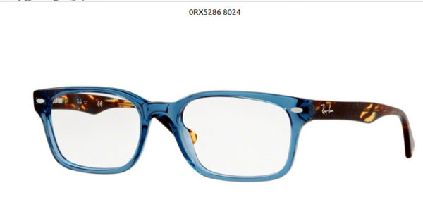 Ray Ban 0RX5286-8024-blue
