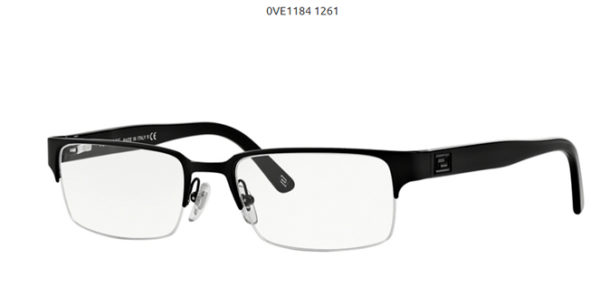 Versace 0VE1184-1261-black