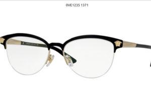 Versace 0VE1235-1371-black
