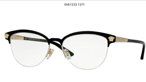 0cdb07c580a9 Versace OVE1235-1371 - VV Fashion Glasses