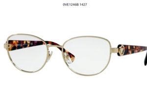 Versace 0VE1246B-1427-gold