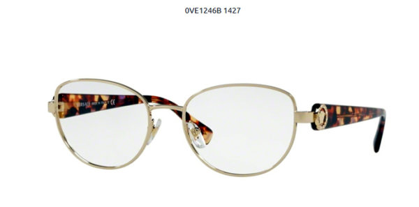 Versace 0VE1246B-1427-gold