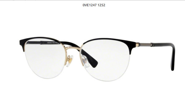 Versace 0VE1247-1252-black