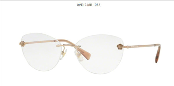 Versace 0VE1248B-1052-copper
