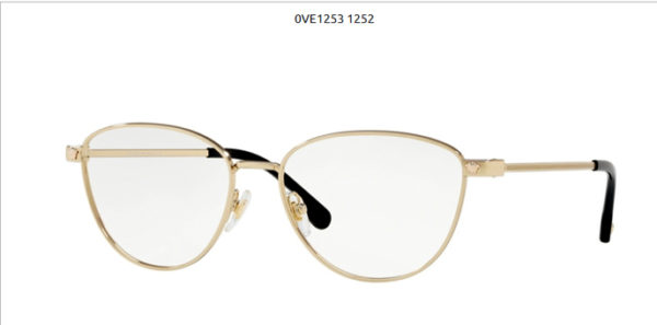 Versace 0VE1253-1252-gold