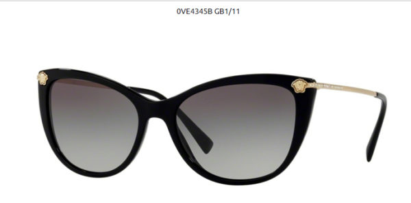 Versace 0VE4345B-GB1-11-black